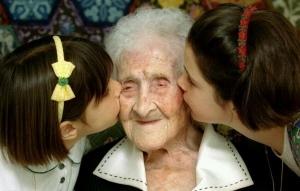 Secret to a long life